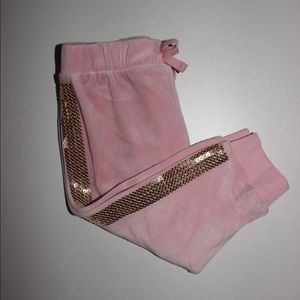 The Children's Place Sparkle Sequin Pants 9-12M